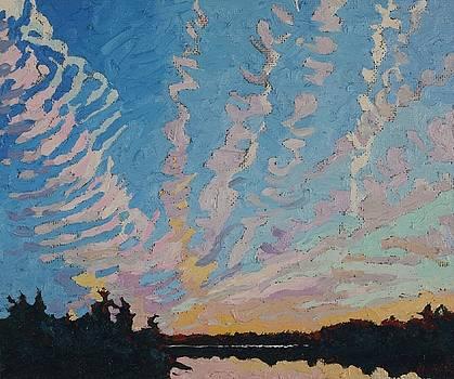 Trails Past Singleton by Phil Chadwick