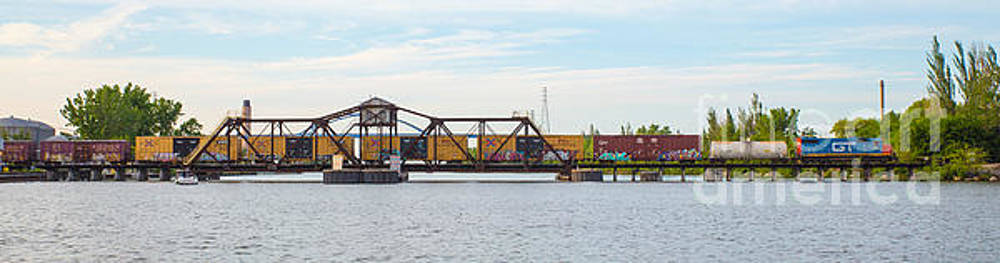 Nikki Vig - Train Bridge Over the Fox River