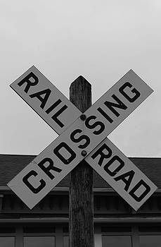 Train Crossing by Catie Canetti