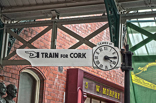 Sharon Popek - Train for Cork