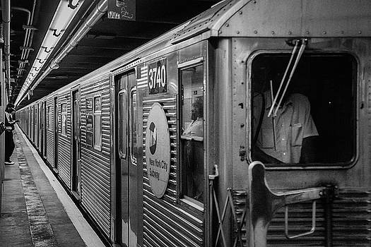 Train of Thought by Bautista NY