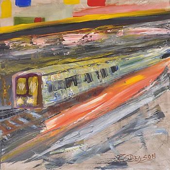 Richard Benson - Train Ride