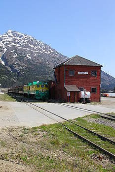 Beth Russell - Train Station, Fraser BC