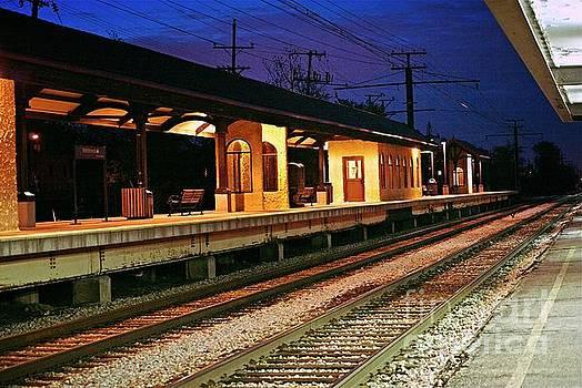 Frank J Casella - Train Station