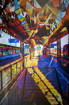 Train Station No. 2 by James Bethanis
