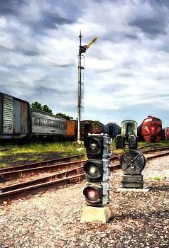 Mel Steinhauer - Train Traffic Signals