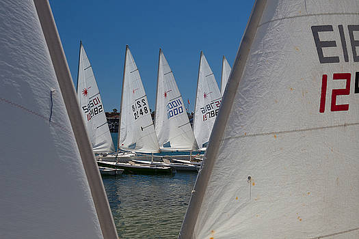 Cliff Wassmann - Training Sailboats Newport Beach