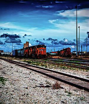 Train,Train by JB Thomas