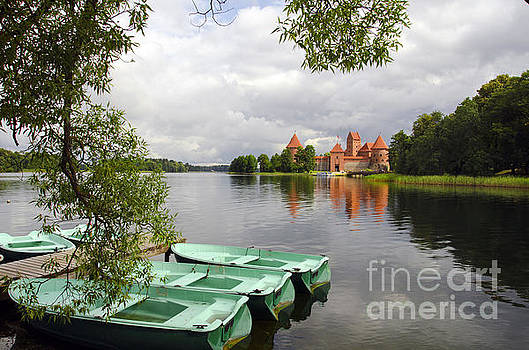 RicardMN Photography - Trakai Island Castle