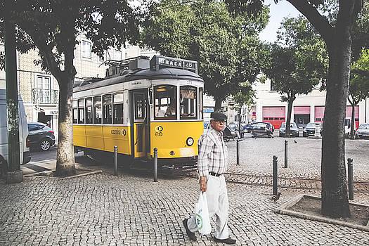 Tram by Andre Goncalves