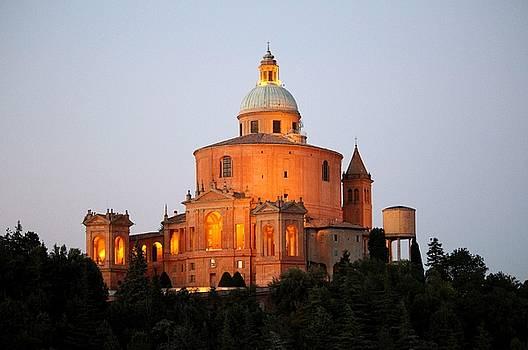 Tramonto su San Luca, Bologna by Martina Uras