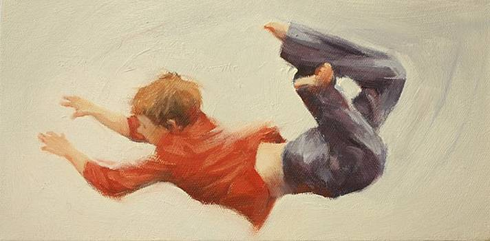 Trampoline Boy Part1 by Pauline Adair
