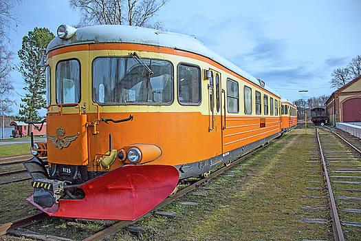 Tramway by Marius Sipa