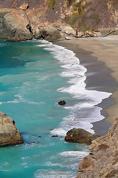 Art Block Collections - Tranquil Big Sur