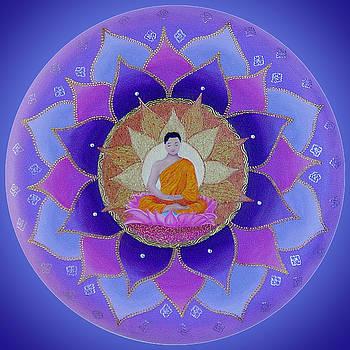 Tranquil Buddha by Charlotte Backman