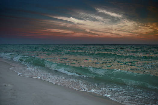 Tranquil Evening by Renee Hardison