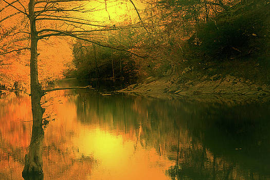 Nina Fosdick - tranquil river