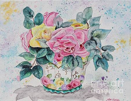 Tranquil Rose by Mary Hughes