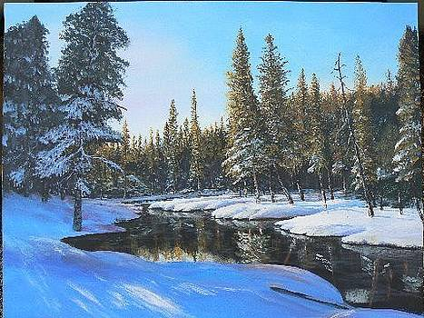 Tranquility - Sold  by Gary McGaugh