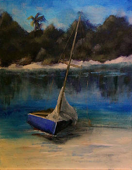 Tranquility after the Storm by Sarah Barnaby