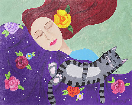 Tranquility by Amanda Johnson