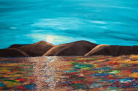Tranquility by Deepali Gosain