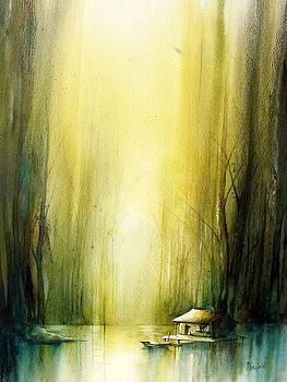 Tranquility by Fabien Petillion