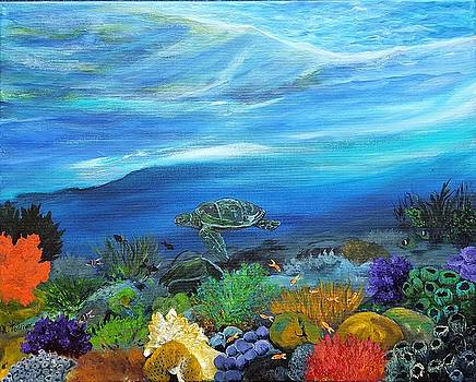 Tranquility by Norma Tolliver