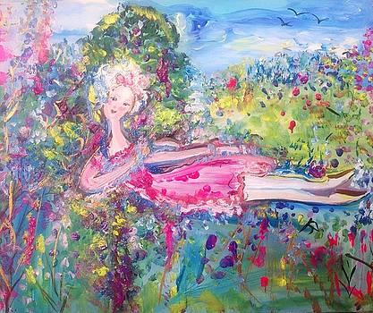 Tranquilty  by Judith Desrosiers