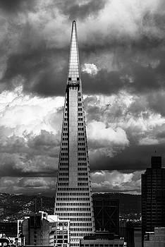 Transamerica Building, San Francisco by Daniel Danzig