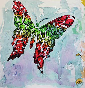 Transcend by Artist Jabu