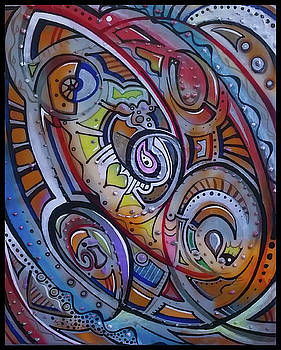 Transcendental Movement by Matt Mercer