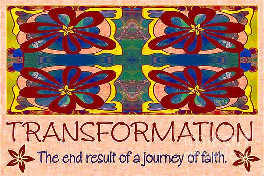Omaste Witkowski - Transformation Motivational Artwork by Omashte
