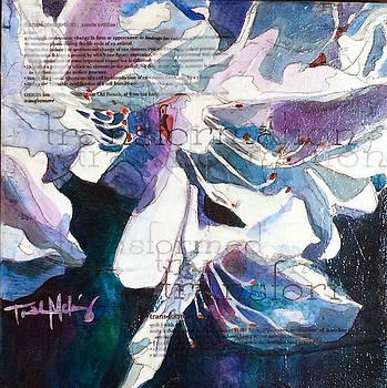 Transformation - White Azalea by Trish McKinney