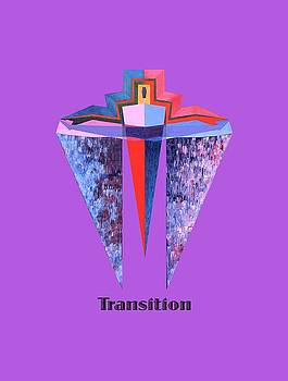 Transition text by Michael Bellon