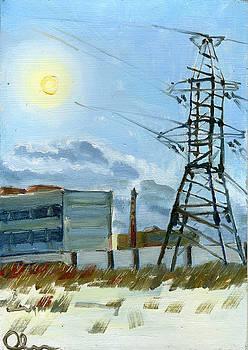 Transmission by Lelia Sorokina