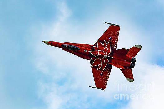 Transportation - CF-18 Hornet by CJ Park