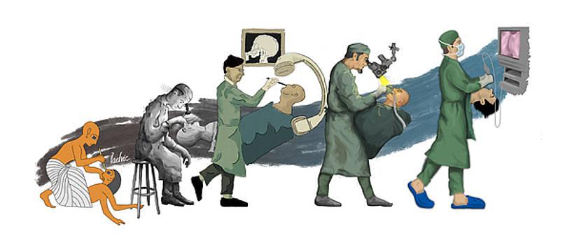 Transsphenoidal Surgery Evolution by Luis Domitrovic