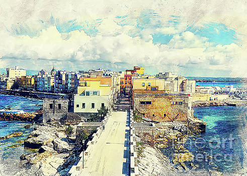 Justyna JBJart - Trapani art 18 Sicily