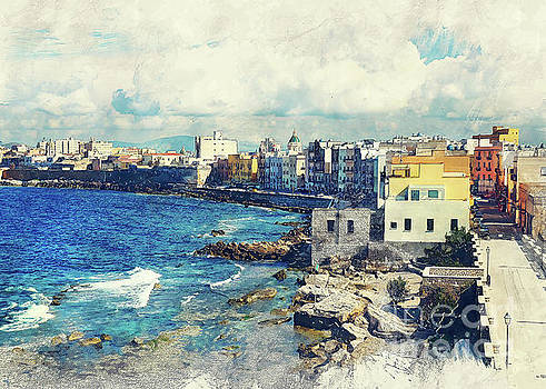 Justyna JBJart - Trapani art 19 Sicily