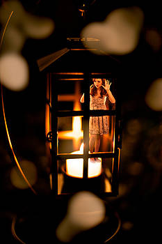 Trapped in a Magic Lantern by Walt Stoneburner