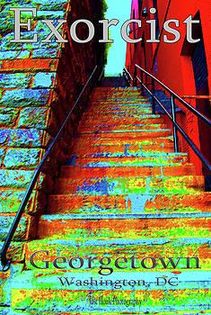 Jost Houk - Travel-Exorcist Steps