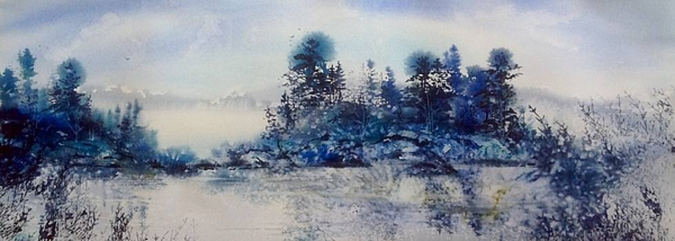 Travel on Trout Lake by Sarah Guy-Levar