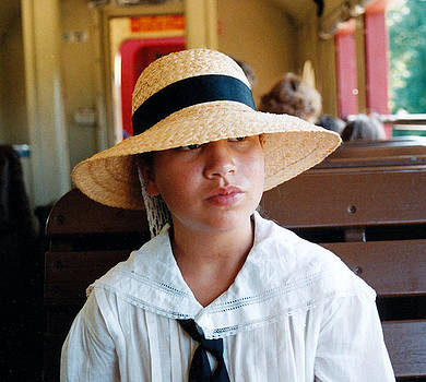 Cindy New - Traveling by Train 2