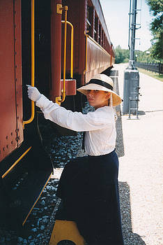 Cindy New - Traveling by Train