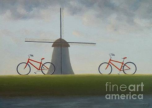 Traveling in Holland by Phyllis Andrews