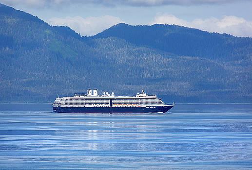 Ramunas Bruzas - Travelling to Juneau