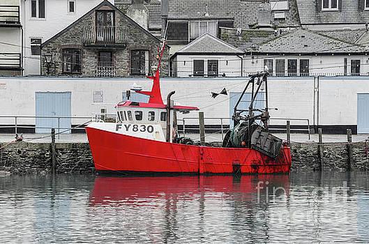 Trawler FY 830 Atlantis by Steev Stamford