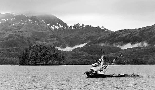 Trawler Tenacious by Peter J Sucy