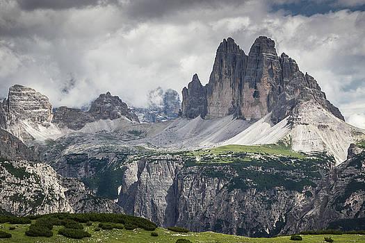 Tre Cime di Lavaredo - Sudtirol / Italy by Massimo Mazza